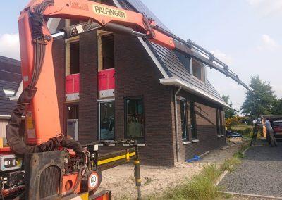 Heerenveen tripleglas autolaadkraan